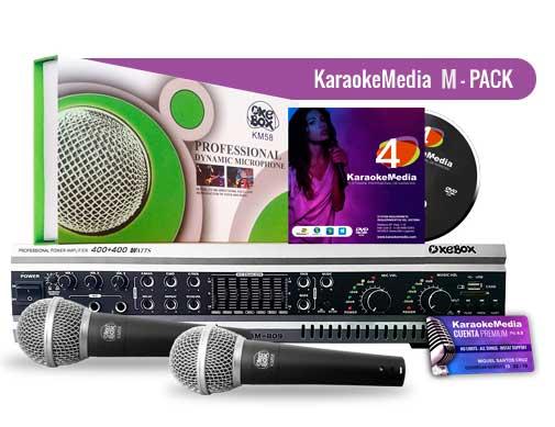 karaokemedia-m-pack